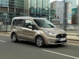Ford Tourneo Connect – na rodzinne wyprawy | TEST