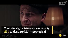 """Mikołaj Cieślak z """"Ucha prezesa"""": zdarzają się komentarze typu """"anty-Polacy"""""""