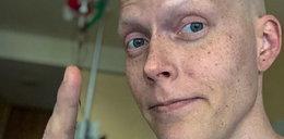 Sportowiec walczy z rzadką odmianą raka. Potrzebuje krwi!