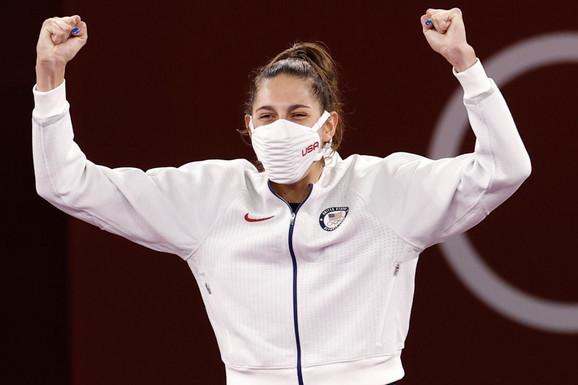 SRPKINJA ISPISALA ISTORIJU U TOKIJU! Donela Amerikancima olimpijsko zlato koje su dosad mogli samo da sanjaju!