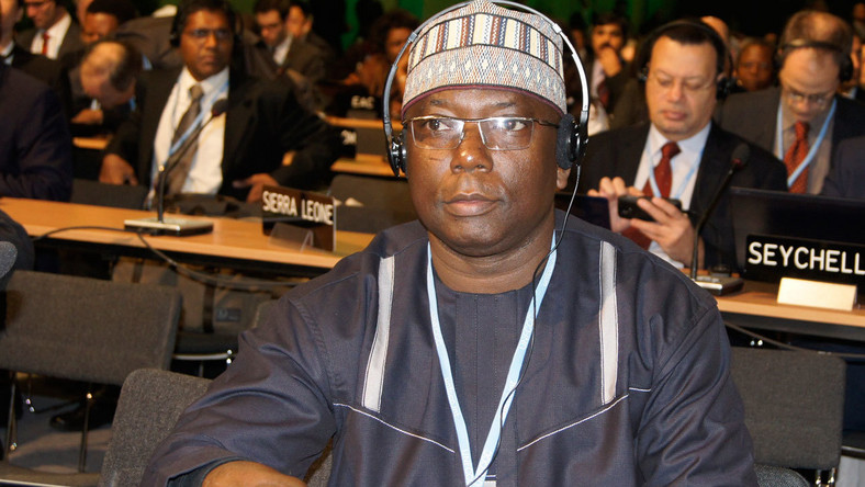 Mr Salisu Dahiru, the National Coordinator, Nigeria Erosion and Watershed Management Project (NEWMAP) [Guardian]
