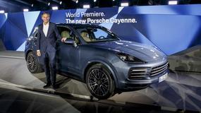 Porsche Cayenne – premiera trzeciej generacji