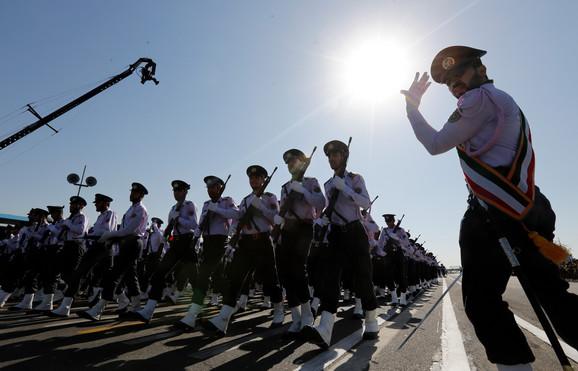 Vojska Irana