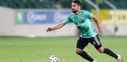 Legia –Raków 2:0. Luquinhas strzelił gola i pochwalił się, że zostanie ojcem