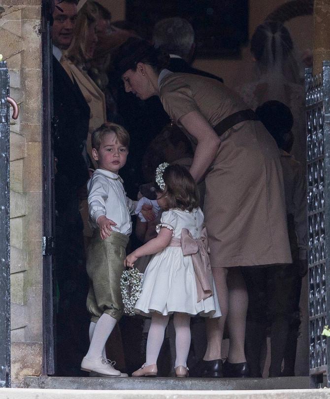 Marija sa Šarlotom i Džordžem