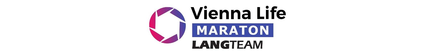 Vienna Life Lang Team Maratony - Baner