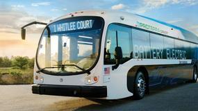 Nowy rekord przejazdu elektrycznego autobusu