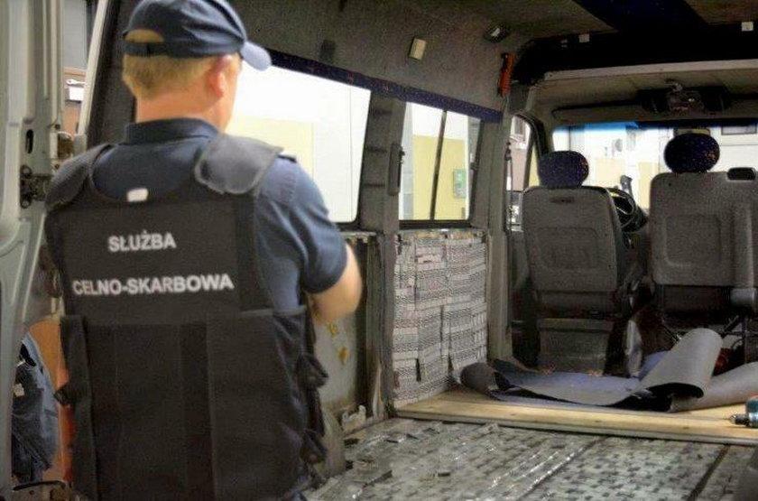 Rekordowy przemyt na granicy polsko-białoruskiej