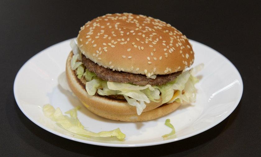 Zabójcza chemia w hamburgerach