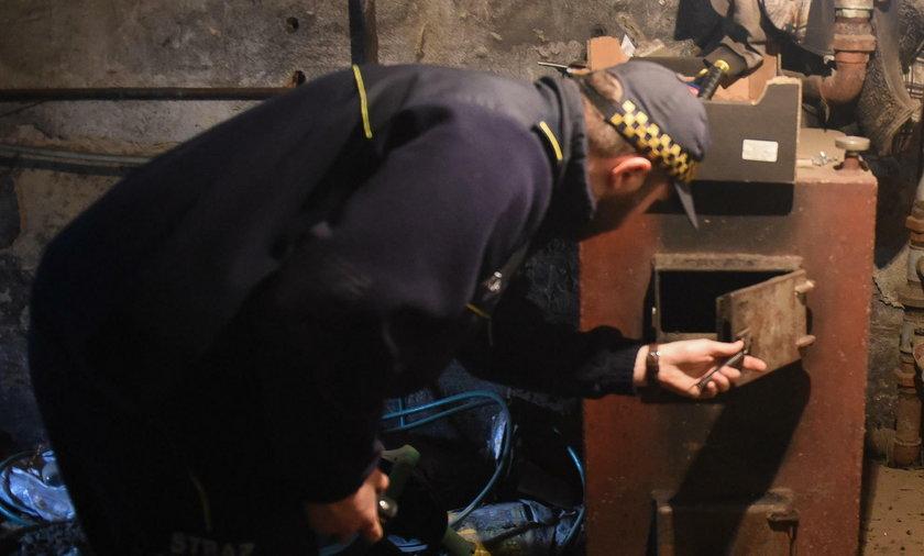 Kontrola pieca w Rybniku