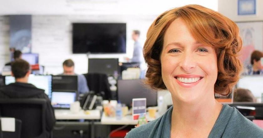 Rachel Bitte, dyrektorka w firmie rekrutacyjnej Jobvite, kiedyś rekrutowała pracowników Apple i Intuit