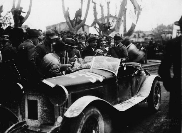 "Historia rajdu ""Mille Miglia"""