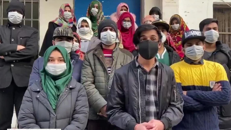 Studenci z Pakistanu