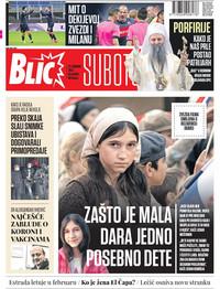 Naslovna strana za 27.2.2021.