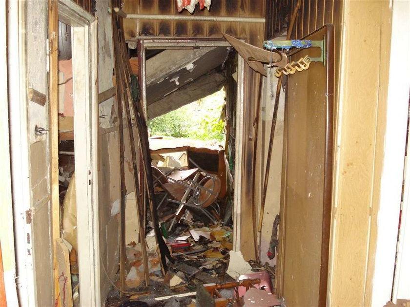 Po wybuchu zniknęły dwa mieszkania! FOTY