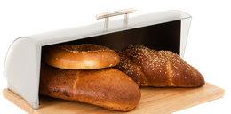 Uważaj na bakterie w pojemniku na chleb