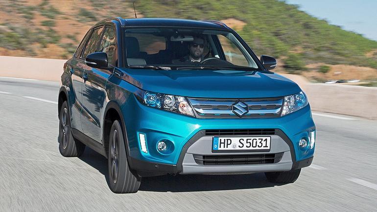 Suzuki Vitara - Niechęć do błota