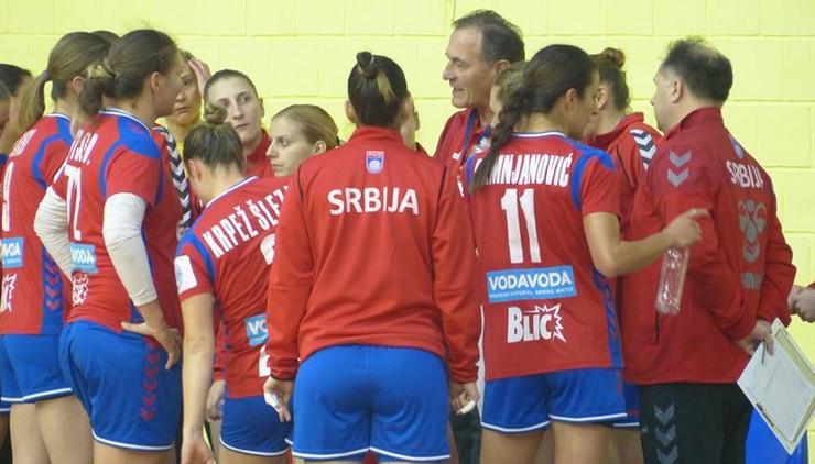 Rukometašice Srbije 1