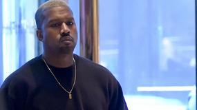 W Hollywood stanął posąg Kanye Westa