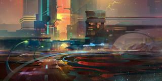 Cyberpunk - najlepsza metafora cyfrowej rewolucji technologicznej