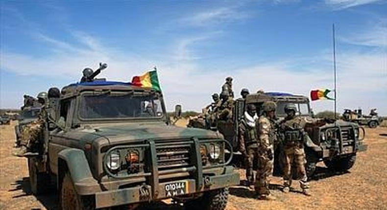 Burkina: 11 policiers tués