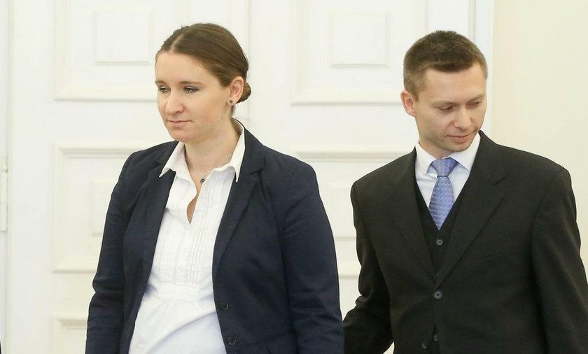 Karolina Elbanowska , Tomasz Elbanowski