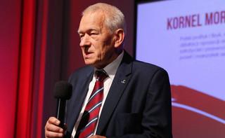 Kornel Morawiecki: jeśli do PE będą kandydować ministrowie, dobrze, gdyby zrezygnowali z mandatu