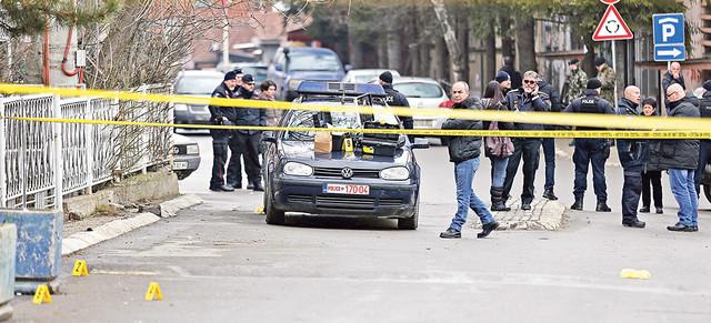 Oliver Ivanović ubijen je sa šest metaka u leđa, ispred prostorija svoje stranke u severnom delu Kosovske Mitrovice