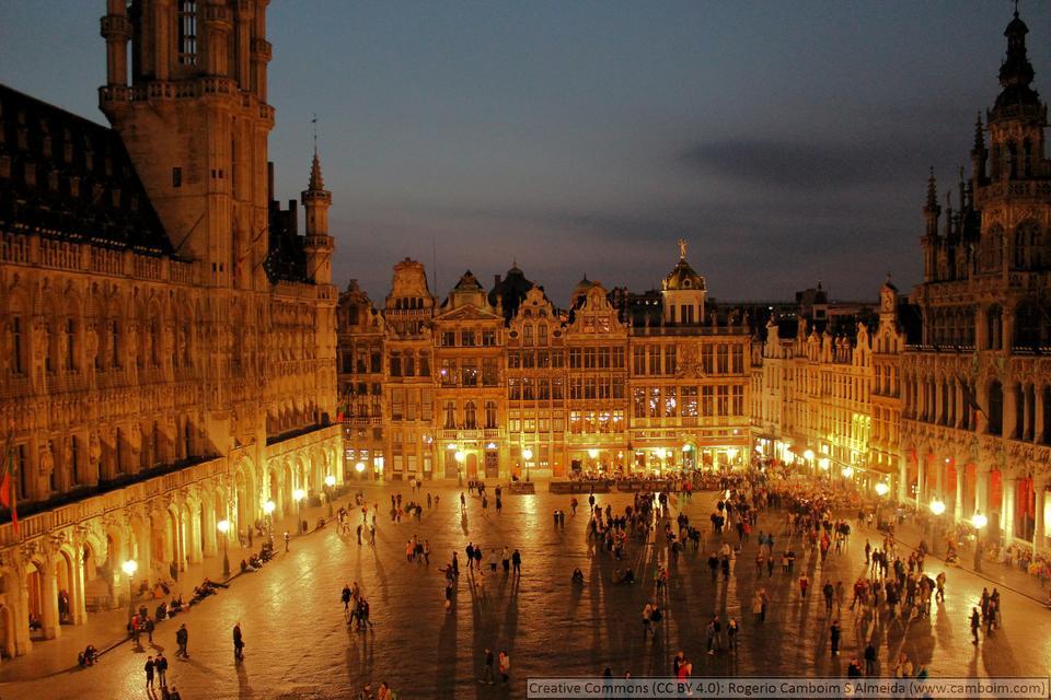 17. Belgia. Sąsiad Luksemburga jest w podobnej sytuacji - o jego pozycji także decyduje PKB i wsparcie socjalne.