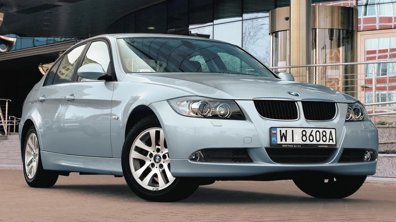 Test BMW 320d