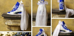 Buty na ślub księcia Williama