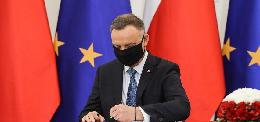 Prezydent Andrzej Duda podpisał ważną decyzję
