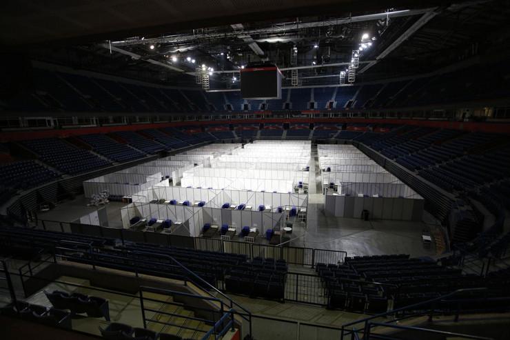 kovid arena 20201019 tanjug nikola andjic beograd Di020543332 preview