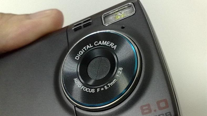 Kolejny smartfon z 16GB pamięci i 8MPix