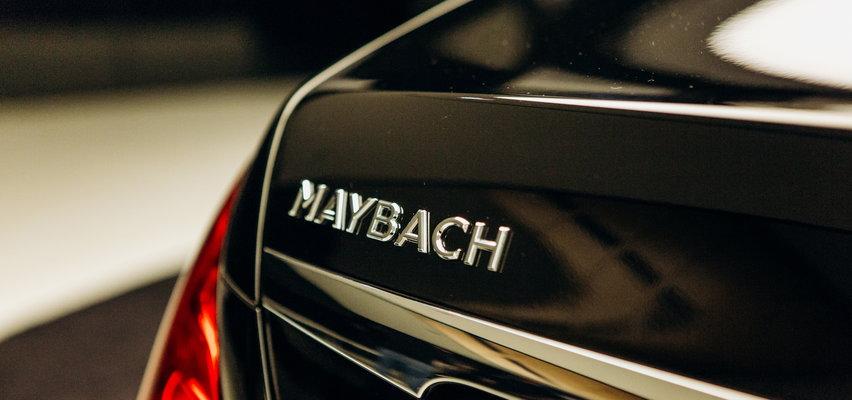 """Maybach z szatańską rejestracją """"odbiera tylko jedną rozgłośnię"""""""
