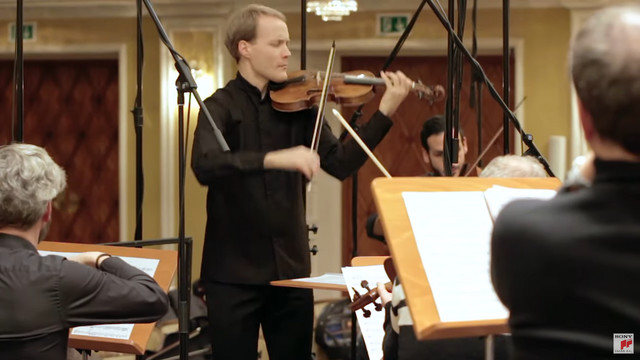 Christoph Koncz - Mozart's Violin 3 foto Youtube Sony Classical