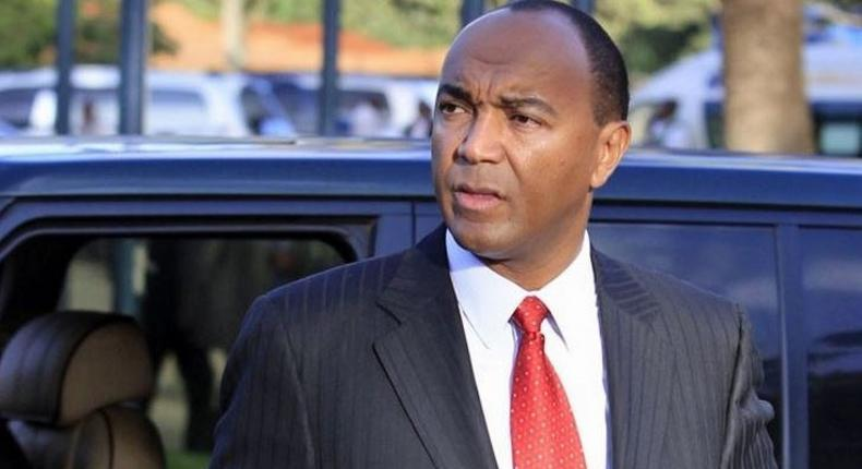 Put Kenya on lockdown to tame Covid-19 – Peter Kenneth to Uhuru