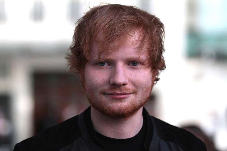 "Ed Sheeran zagra w filmie ""Bridget Jones's Baby"""