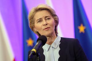 Von der Leyen o zablokowaniu eksportu szczepionek AstraZeneki: To nie był pojedynczy przypadek