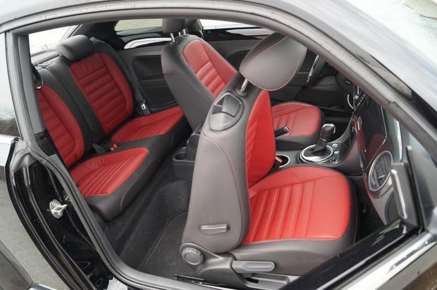 Volkswagen Beetle R-Line 2.0 TSI - stylowe wnętrze