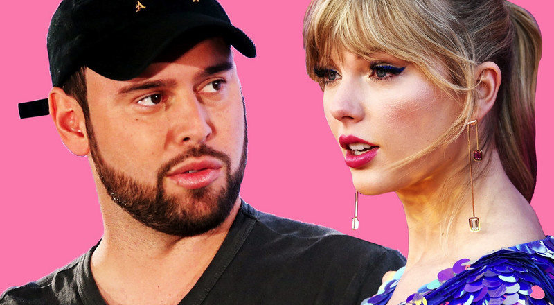 Taylor Swift drags Scooter Braun and Scott Borchetta [Twitter Reactions]