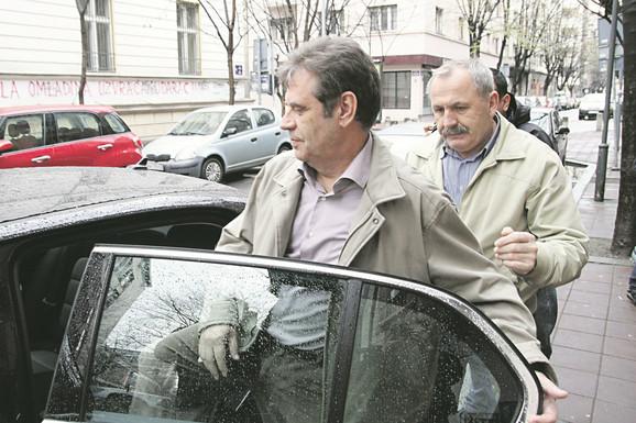 Vojisalv Koštunica napustio stranku čiji je bio lider