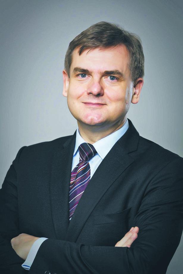Zygmunt Krasiński, dyrektor Krajowego Punktu Kontaktowego do Programu Ramowego Horyzont 2020