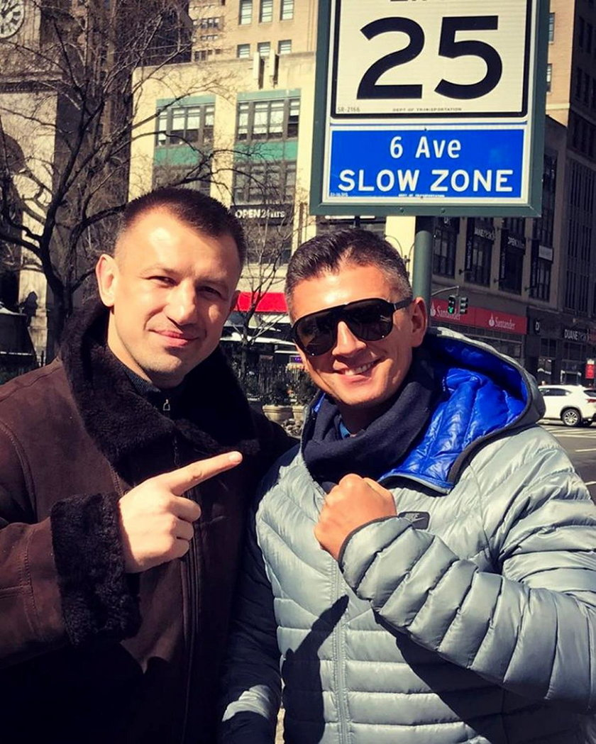 Adamek zapowiada powrót na ring?