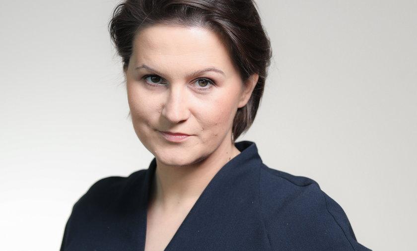 Katarzyna Kozłowska, redaktor naczelna Faktu