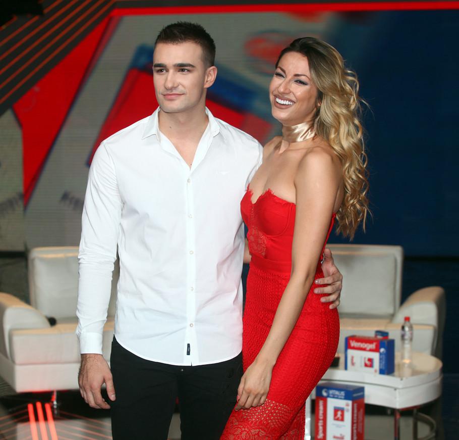 Haris Berković i Rada Manojlović