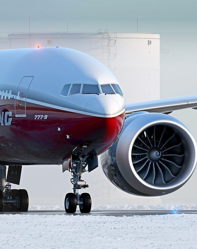 Boeing 777 to największy dwusilnikowy samolot na świecie. Nowa generacja w postaci B777-8X i B777-9X ma zadebiutować w 2019 roku