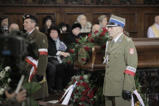 Pogrzeb Jadwigi Kaczyńskiej