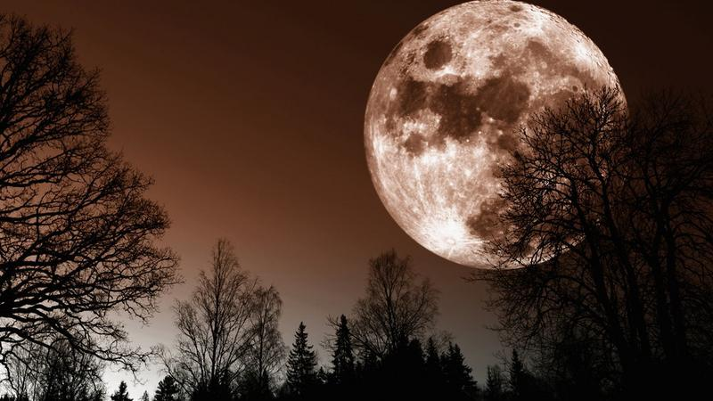 Krwawy Księżyc i superksiężyc już 28 września - co się wtedy stanie?