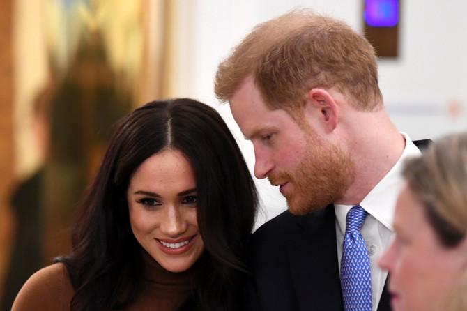 Megan i Hari se povlače iz kraljevske porodice